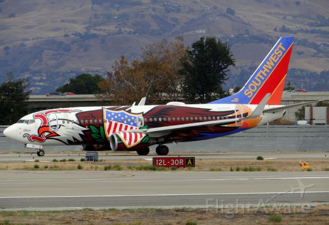 Boeing 737-700 (N918WN)