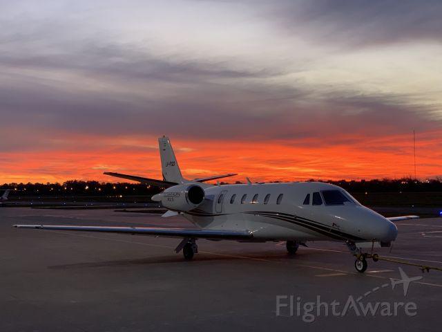 Cessna Citation Excel/XLS (LV-FQD) - San Fernando Airport, Argentina