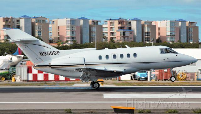 Hawker Siddeley HS-125-400 (N950DP)