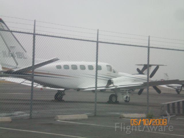 Cessna Conquest 2 (N441BL) - Driving over to Sun Rise Aviation at John Wayne