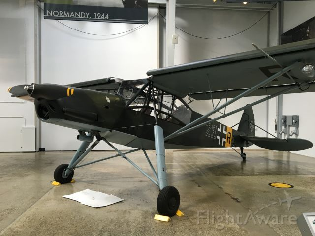 FIESELER Storch (N436FS) - S/N 4362 – Fi 156 C-2 airworthy at the Flying Heritage Collection in Everett, Washington