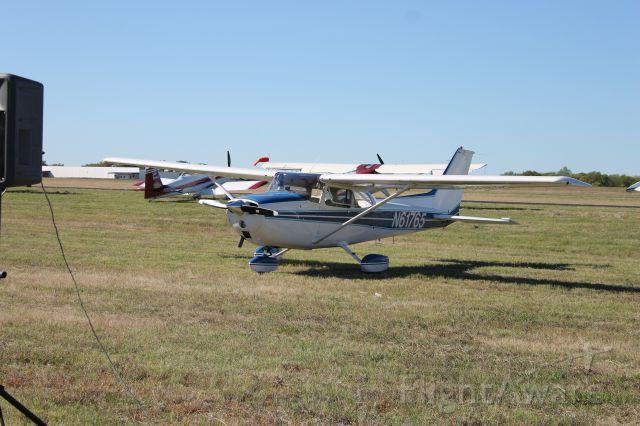 Cessna Skyhawk (N61765) - Bonham, Texas Air Show 11/2/13