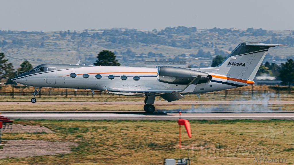 Gulfstream Aerospace Gulfstream IV (N483RA)