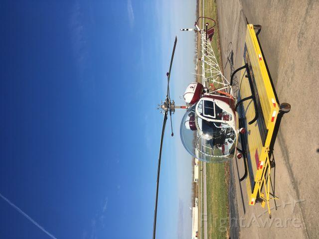 Bell UH-13H (N360SS) - Kansas