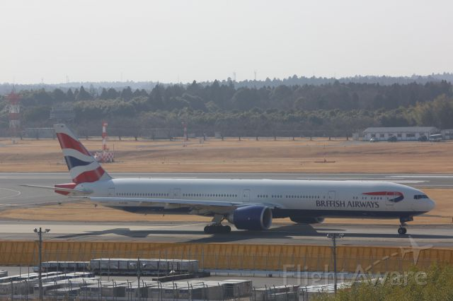 BOEING 777-300 (G-STBB)