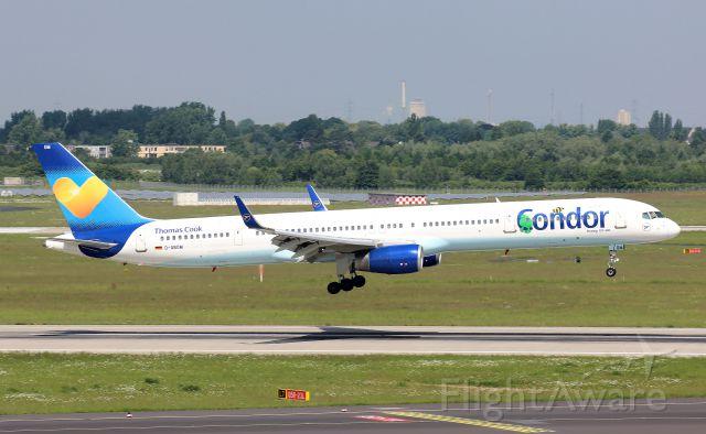 Boeing 757-200 (D-ABOM)