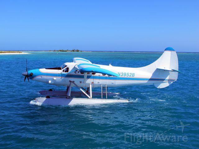 De Havilland Canada DHC-3 Otter (N3952B) - Fort Jefferson on Dry Tortugas