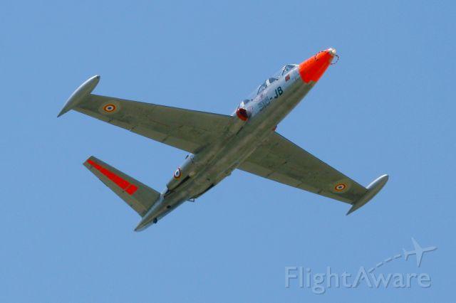 F-AZPZ — - Fouga CM-170 Magister, Salon de Provence Air Base 701 (LFMY)