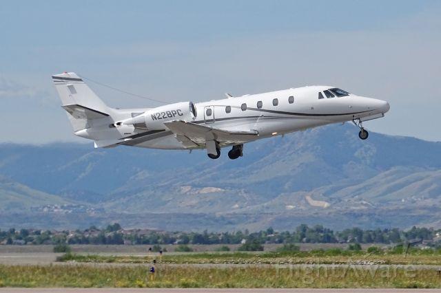 Cessna Citation Excel/XLS (N228PC)