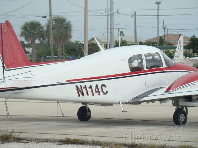Piper Apache (N114C) - 1955 Piper Apache