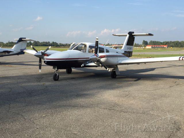 Piper PA-44 Seminole (C-GLRS)