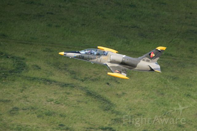 Aero L-39 Albatros (OK-DDR)
