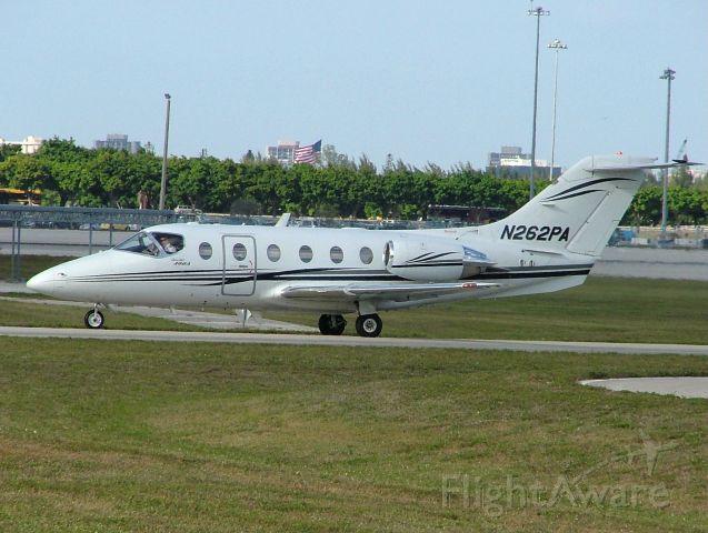 Beechcraft Beechjet (N262PA)