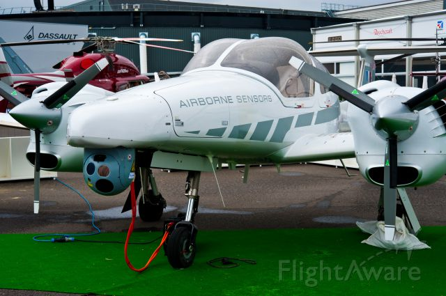 — — - DIAMOND AIRCRAFT - DA42 MPP