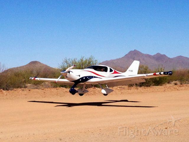 Experimental  (N120EB) - Marana Arizona First Flight
