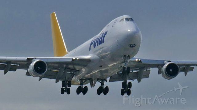 Boeing 747-200 (G-CIVN) - Correction: N454PA