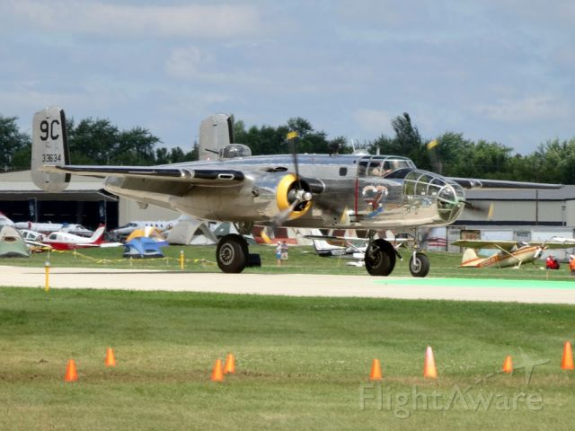 North American TB-25 Mitchell (N1042B) - 1944 B-25N