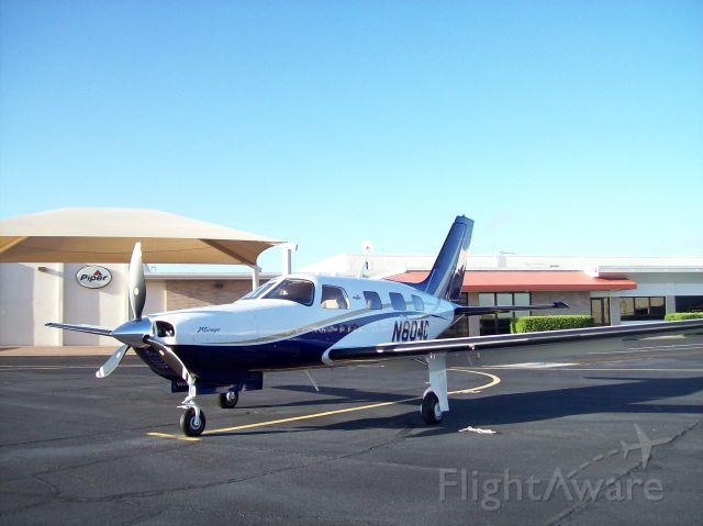 Piper Malibu Mirage (N804C) - READY TO ROLL !