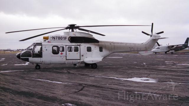 TUSAS Cougar (N7801F)