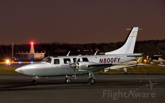 Piper Aerostar (N800FY)