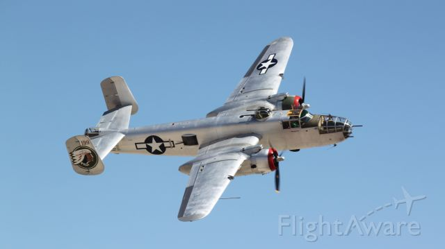 North American TB-25 Mitchell — - Pike's Peak Regional Airshow 9/21/19