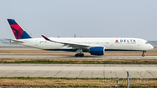 Airbus A350-900 (N511DN) - Thanks for view and give me 5 star please