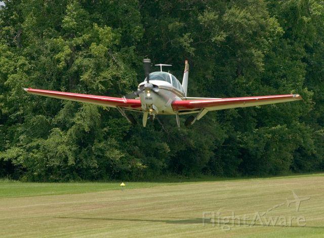 Beechcraft Bonanza (36) (N4468S) - 1975 Bonanza A36 N4468S