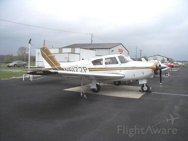 Piper PA-24 Comanche (N6172P) - Sally the Comanche.