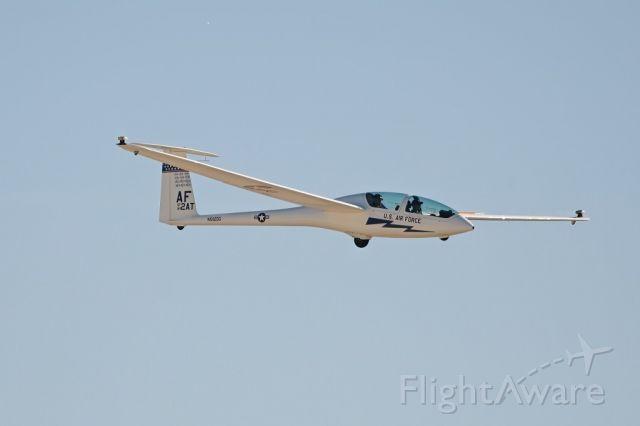 Unknown/Generic Glider (N502DG) - USAF Academy Glider Team performs on Nov 16 at 2019 Aviation Nation, Nellis AFB, NV