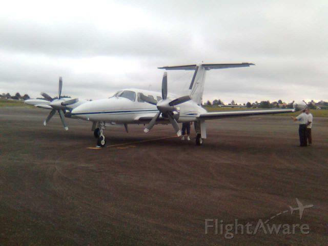 Piper Cheyenne 400 —