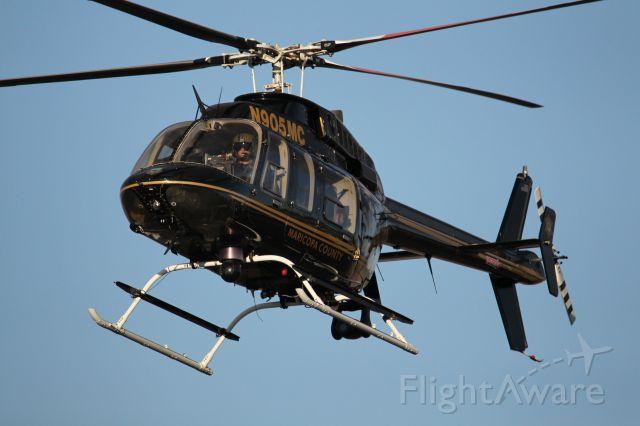 Bell 407 (N905MC)