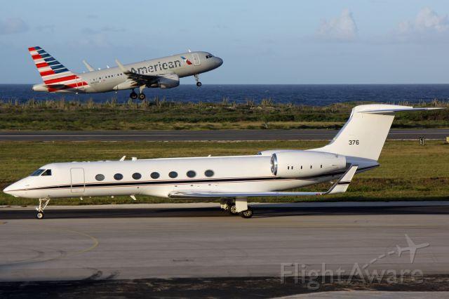 Gulfstream Aerospace Gulfstream V (16-6376)