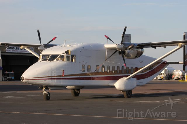 Short 330 (N330E) - Large twin for Chandler.