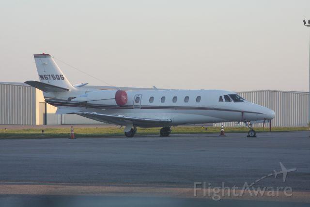 Cessna Citation Excel/XLS (N675QS) - NEtJets in Huntsville, AL