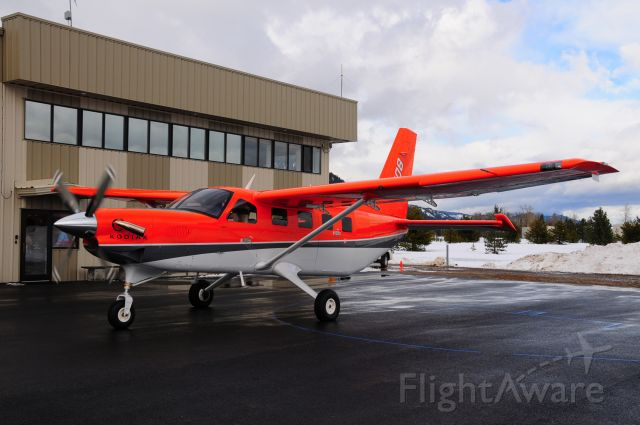 Quest Kodiak (N708) - Quest Aircraft Co. LLC, Aircraft SN 0007