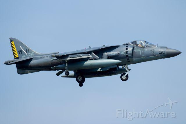 Boeing Harrier (16-5307)