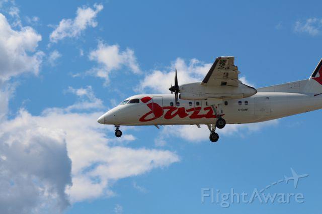 de Havilland Dash 8-100 (C-GANF)