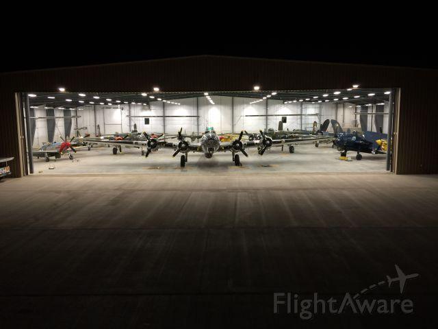 — — - 7-22-16 once in a lifetime dream hanger at Maverick.