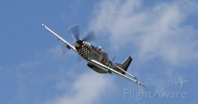 North American P-51 Mustang — - Big Beautiful Doll