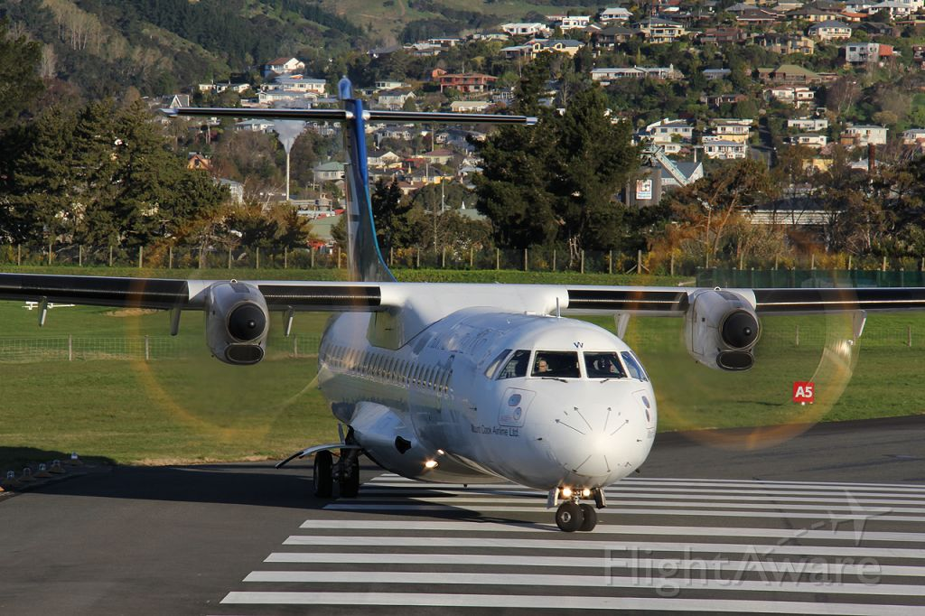 Aerospatiale ATR-72-500 (ZK-MCW)