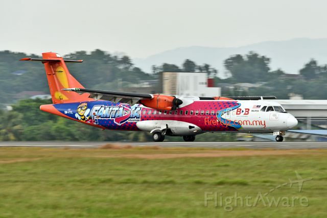 ATR ATR-72 (9M-FYL)