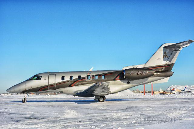 Pilatus PC-24 (C-GOAI)