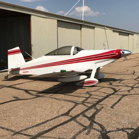 THORP Tiger (N589TR) - Thorp T-18 180 HP