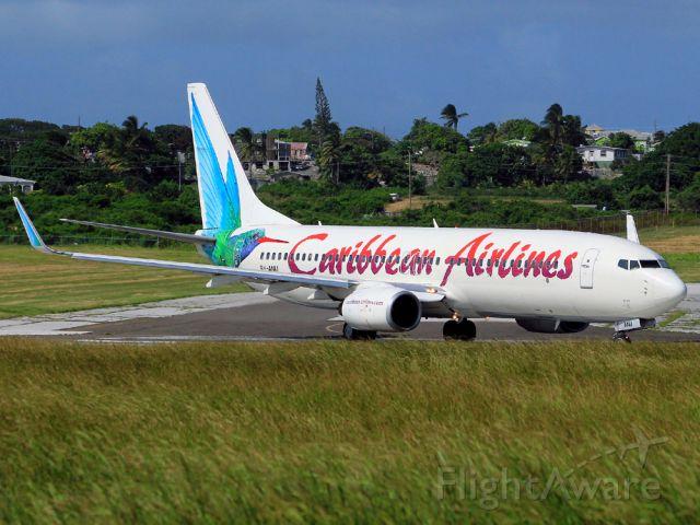 Boeing 737-800 (9Y-ANU)