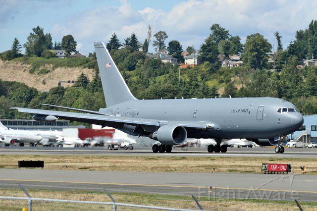 BOEING 767-200 (N464KC) - USAF KC-46A Pegasus