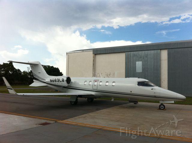 Learjet 40 (N663LB) - Brazil