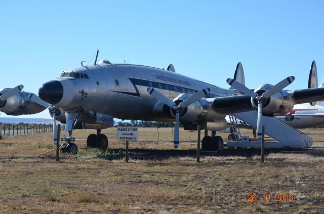 C121 — - Gen Mcarthur air craft