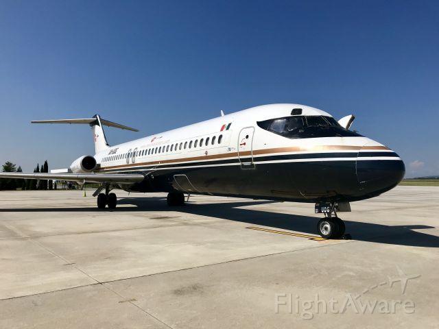 McDonnell Douglas DC-9-30 (XA-UOG) - Nearly 50 years old!