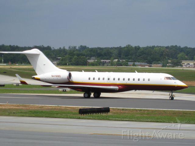 Bombardier Global Express (N416BD)