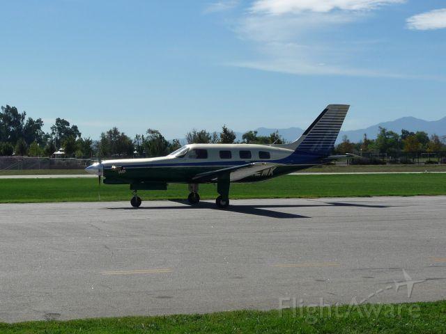 Piper Malibu Mirage (N712MK)
